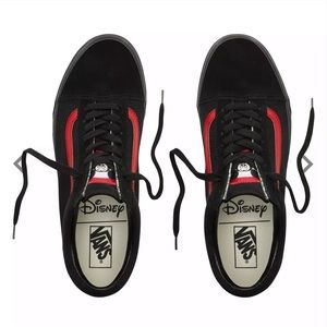 Men's Rare Vans X Disney Mickey Mouse Old Skool